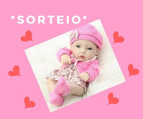 Promoção Sonho de Menina Sorteia Bebê Reborn