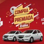 Promoção Dália Supermercados Compra Premiada