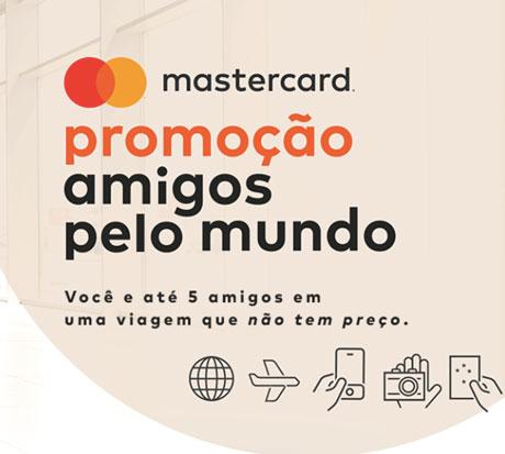 PromoçãoMastercard Amigos pelo Mundo