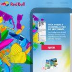 Promoção Red Bull Asas Para O Meu Verão