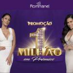 Promoção Rommanel 1 Milhão em Prêmios
