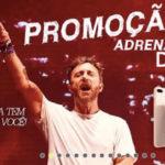 Promoção Transamérica Adrenalina com David Guetta