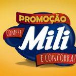 Promoção Compre Mili e Concorra
