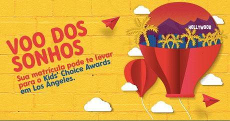 Promoção Red Balloon Voo dos Sonhos