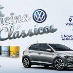Promoção Volkswagen Oficina de Clássicos