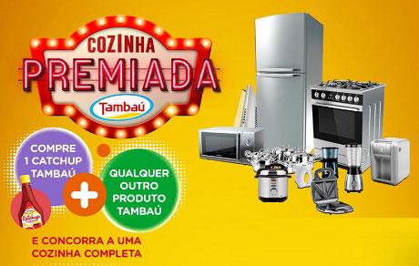Promoção Tambaú Cozinha Premiada