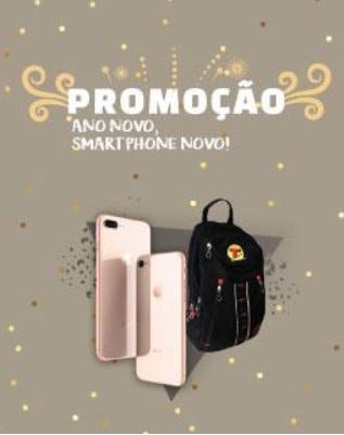 Promoção Transamérica Ano Novo Smartphone Novo
