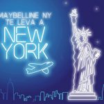 Promoção Maybelline Te Leva a New York