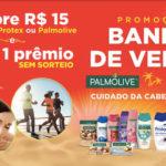 Promoção Palmolive e Protex Banho de Verão