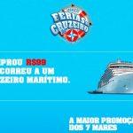 Promoção Férias No Cruzeiro da Estrela