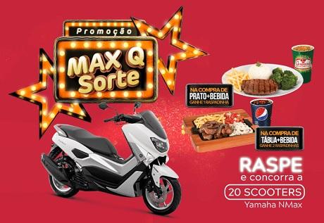 Promoção Griletto Max Q Sorte