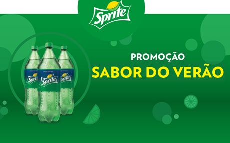 Promoção Sprite e FantaSabor doVerão