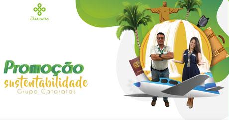 Concurso Grupo CataratasEu Faço A Sustentabilidade