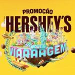 Promoção Hershey's Que Viaaaaagem
