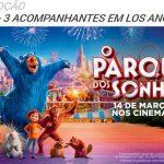 Promoção Parque dos Sonhos na Mix