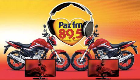 PromoçãoPaz FM Chave na Mão