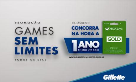 Promoção P&G Games Sem Limites