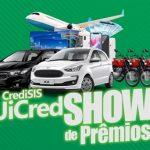 Promoção Credisis Jicred Show de Prêmios