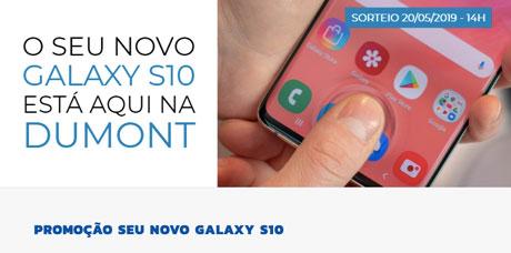 PromoçãoDumont FM Seu Novo Galaxy S10