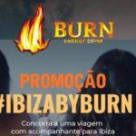 Promoção Ibiza By Burn