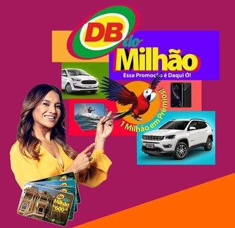 Promoção DB do Milhão
