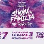Promoção Ford Show em Família no Rock In Rio