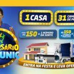 Promoção Aniversario Prezunic 31 Caminhões e 1 Casa