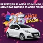 Promoção 25 Anos 5àsec no Brasil