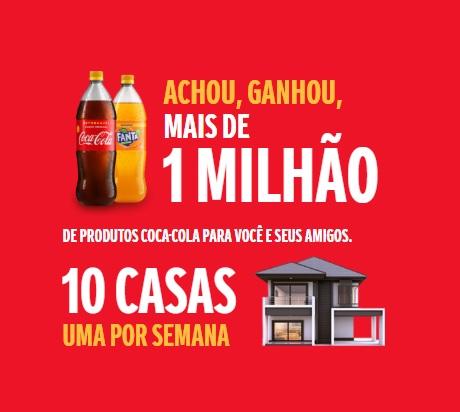 Promoção Coca-Cola Retornável Viva Mais Sustentável