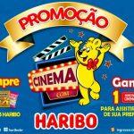 Promoção Cinema Com Haribo