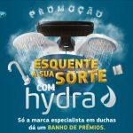 Promoção Esquente A Sua Sorte Com Hydra