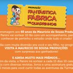 Promoção Panini Fantástica Fábrica de Quadrinhos