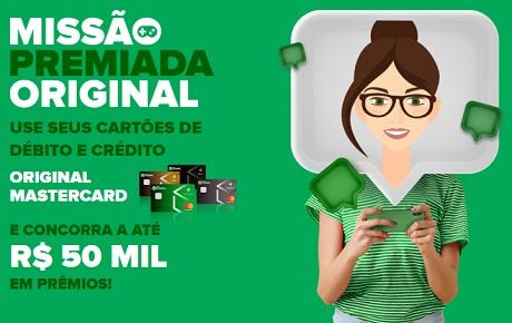 Promoção Mssão Premiada Original