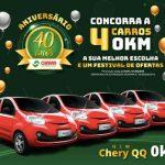 Promoção Chama Supermercados Aniversário 40 Anos