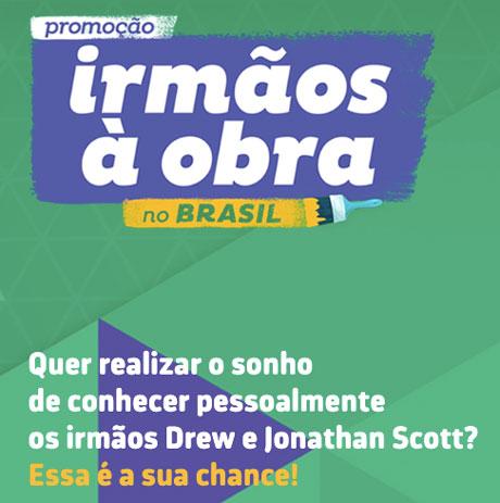 Promoção Irmãos À Obra No Brasil