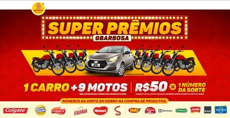 Promoção Super Prêmios Gbarbosa
