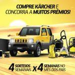 Promoção Karcher Dia Dos Pais 4×4
