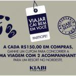 Promoção Kiabi Viajar Cai Bem em Você