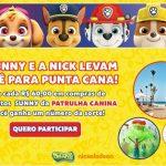 Promoção Nick e Sunny Te Levam Para Punta Cana