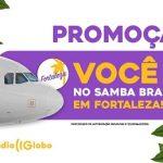 Promoção Você No Samba Brasil em Fortaleza