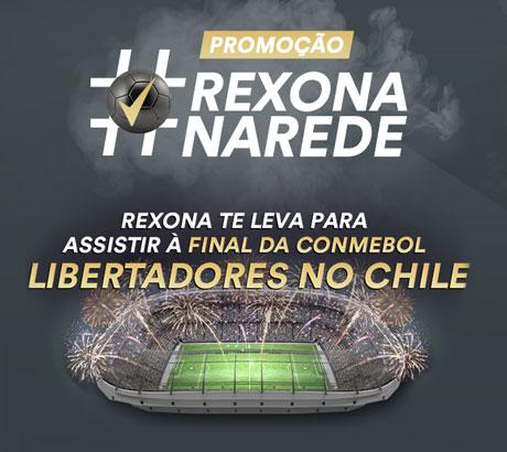 Promoção Rexona na Rede