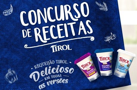 Concurso de Receitas Requeijão Tirol com Chris Flores