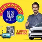 Promoção Unilever 90 Anos