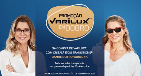 Promoção Varilux Em Dobro