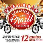 Promoção Rodando Pelo Brasil com Dom Bosco