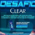 Promoção Desafio Clear Foco
