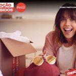 Promoção Recebidos Coca-Cola