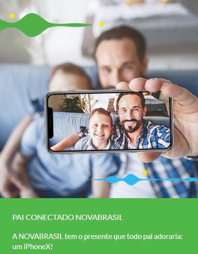 Promoção Dia dos Pais NovaBrasil FM