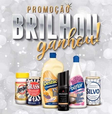 Promoção Brilhou Ganhou