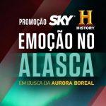 Promoção Sky Emoção No Alasca